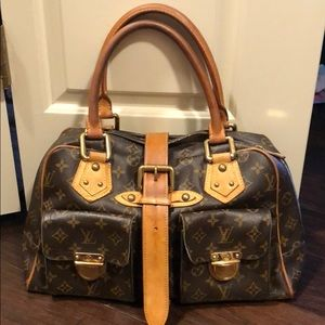 Louis Vuitton GM Manhattan purse